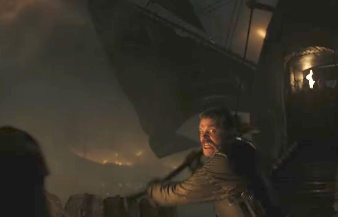 Euron Greyjoy in 'Game of Thrones' Season 7