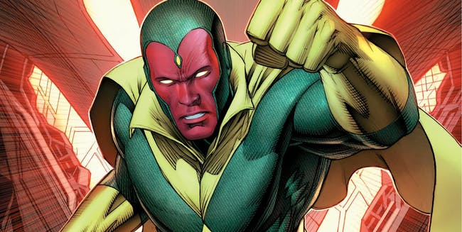 Vision Marvel Infinity War