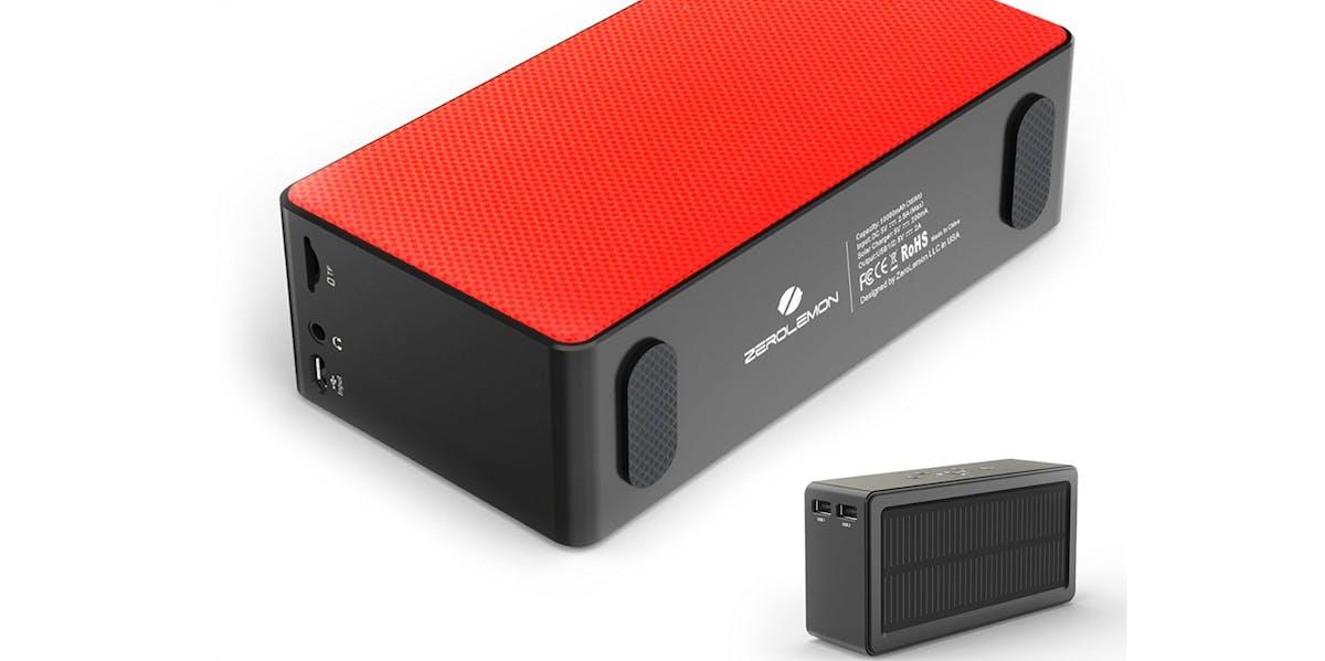 zerolemon speaker