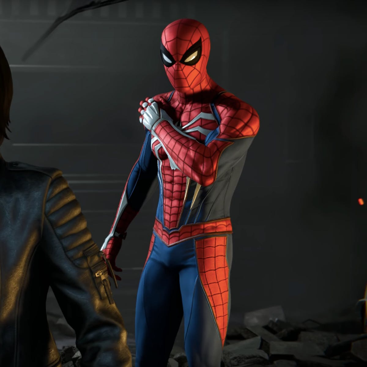 Spider-Man' PS4 Spoilers: Yuri Watanabe as Wraith, Explained   Inverse