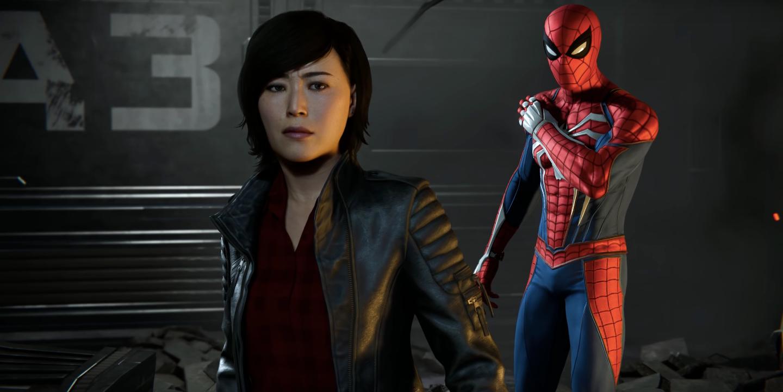 Image result for Spider-man Yuri