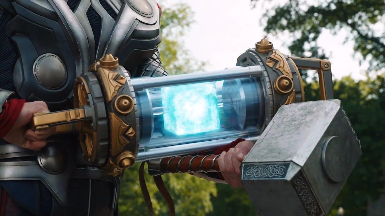 Thor Avengers Infinity Stone