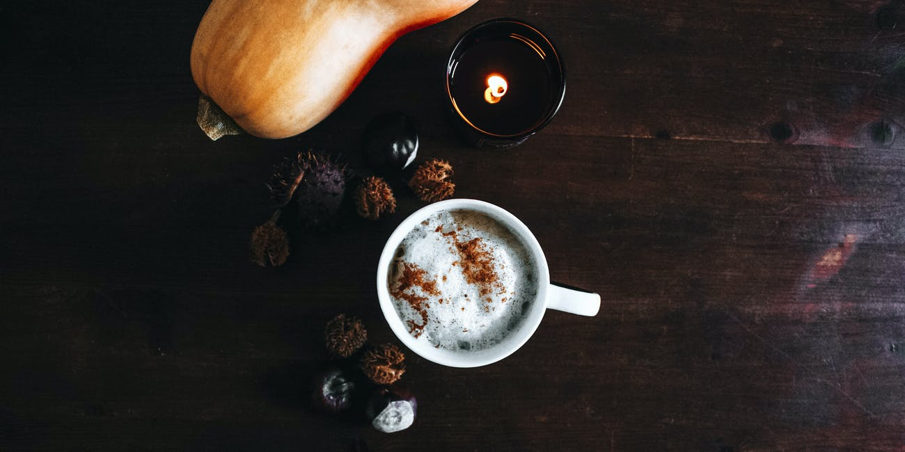 pumpkin spice latte obsession