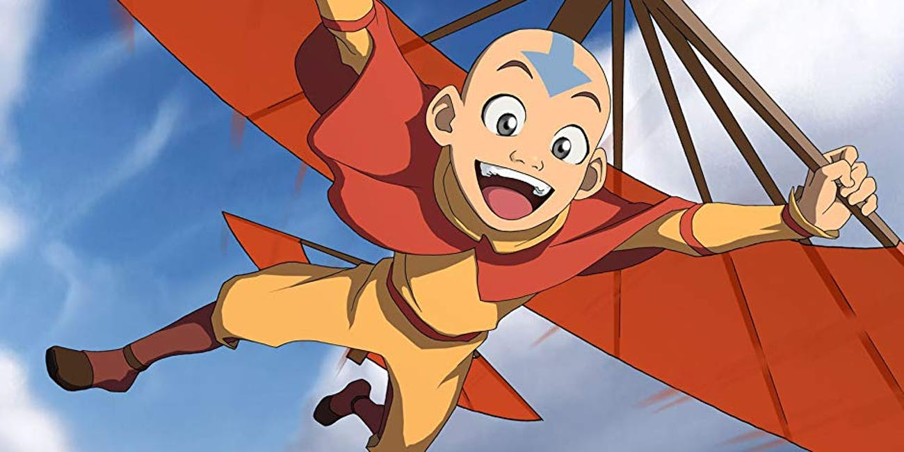 avatar the last airbender live action series netflix