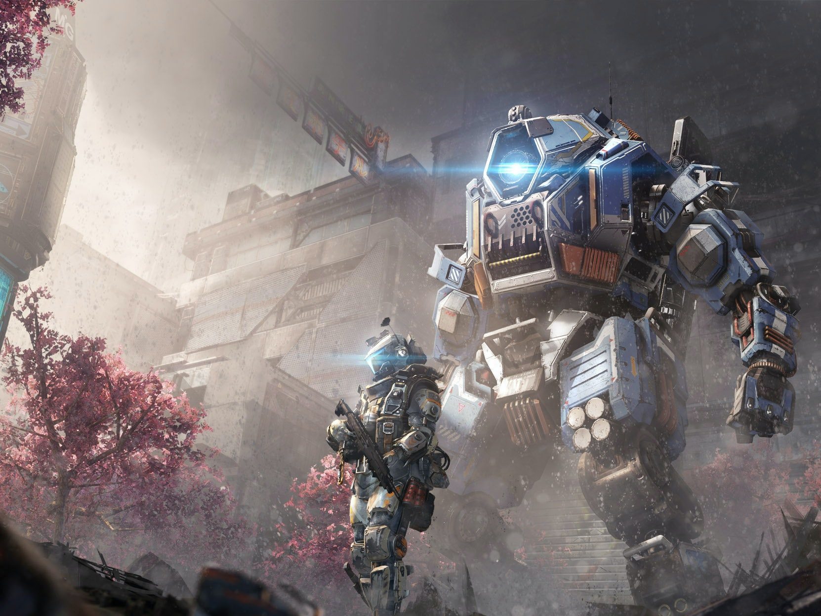 Don't Miss the Free Multiplayer Trial for 'Titanfall 2'