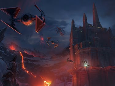 7 'Star Wars' Concept Art Ideas That Should Be in the Movies