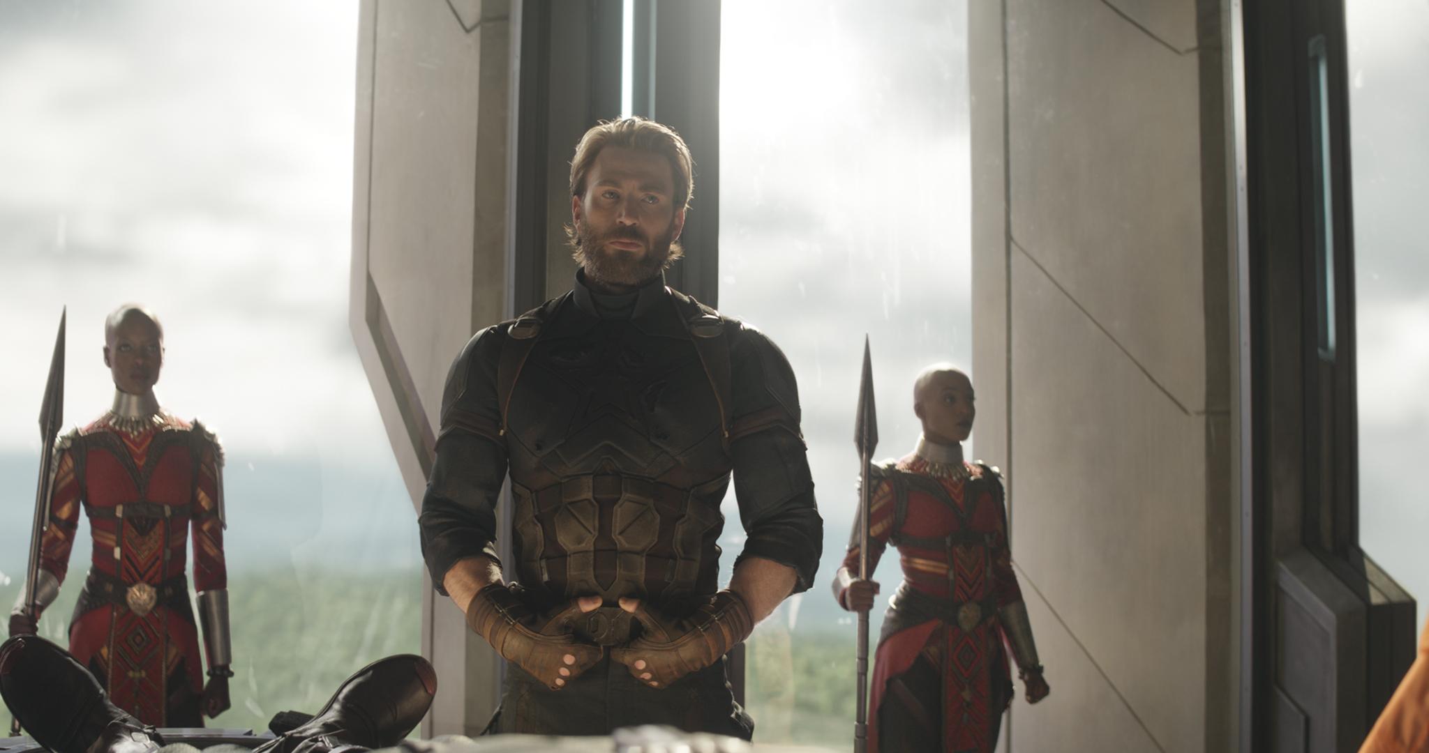 Avengers Infinity War Rotten Tomatoes Score Is Surprisingly