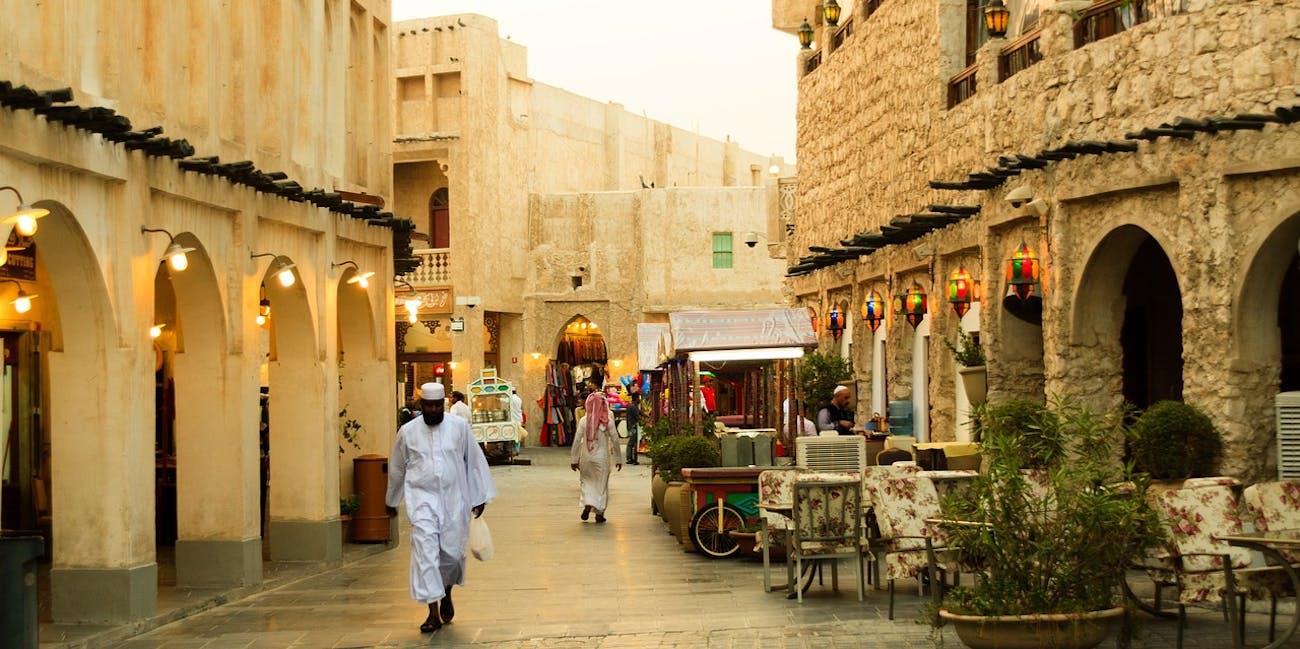 qatar air conditioning