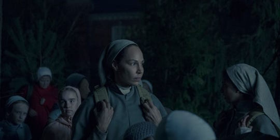 Amanda Brugel as Rita in 'The Handmaid's Tale.'