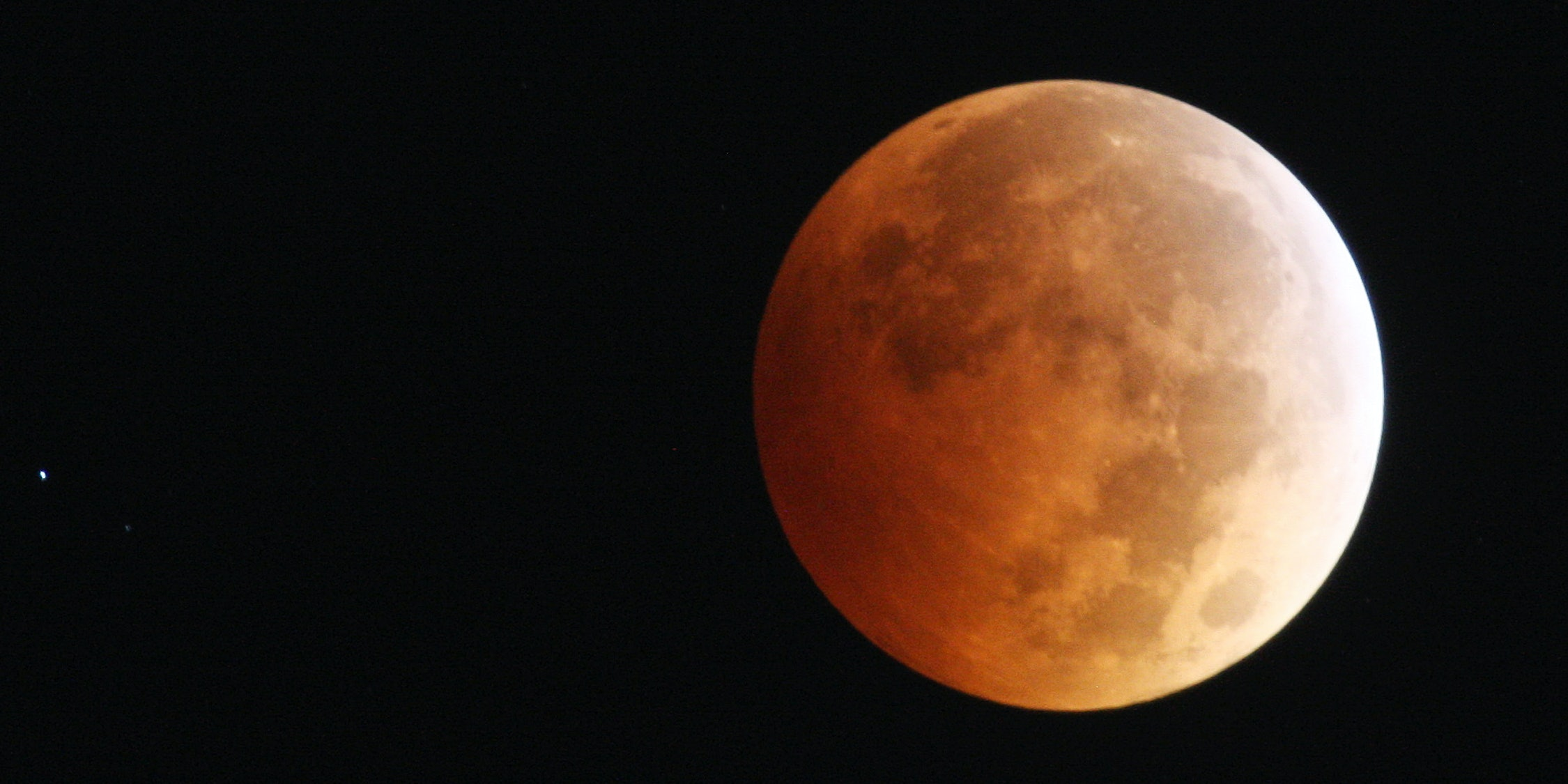 Supermoon Eclipse Will Be the First Since 1982