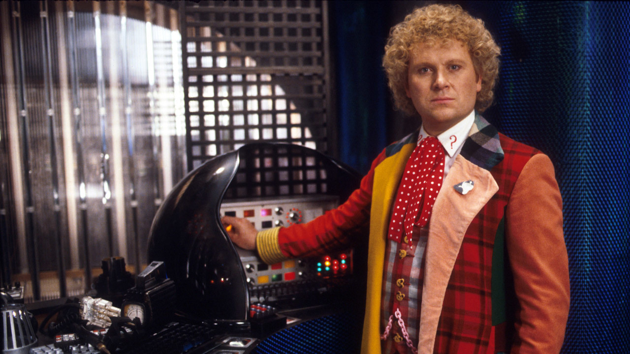 6th Doctor Calls Out 5th for Sexist 'Doctor Who' Comic-Con Words