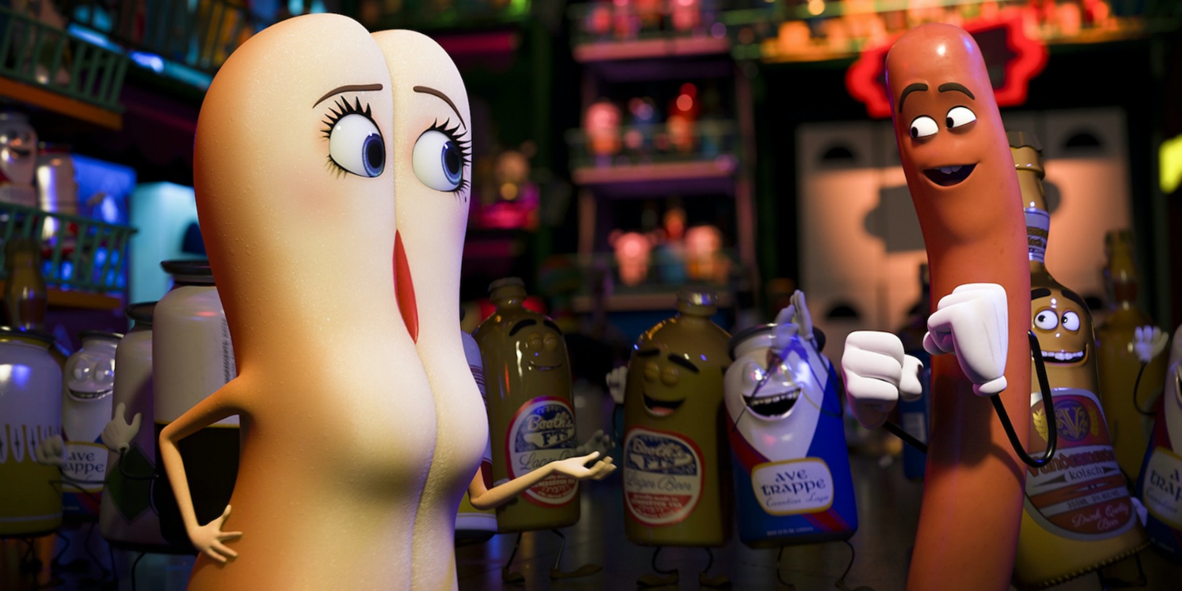 'Sausage Party' Controversy Highlights How Animators Get Screwed