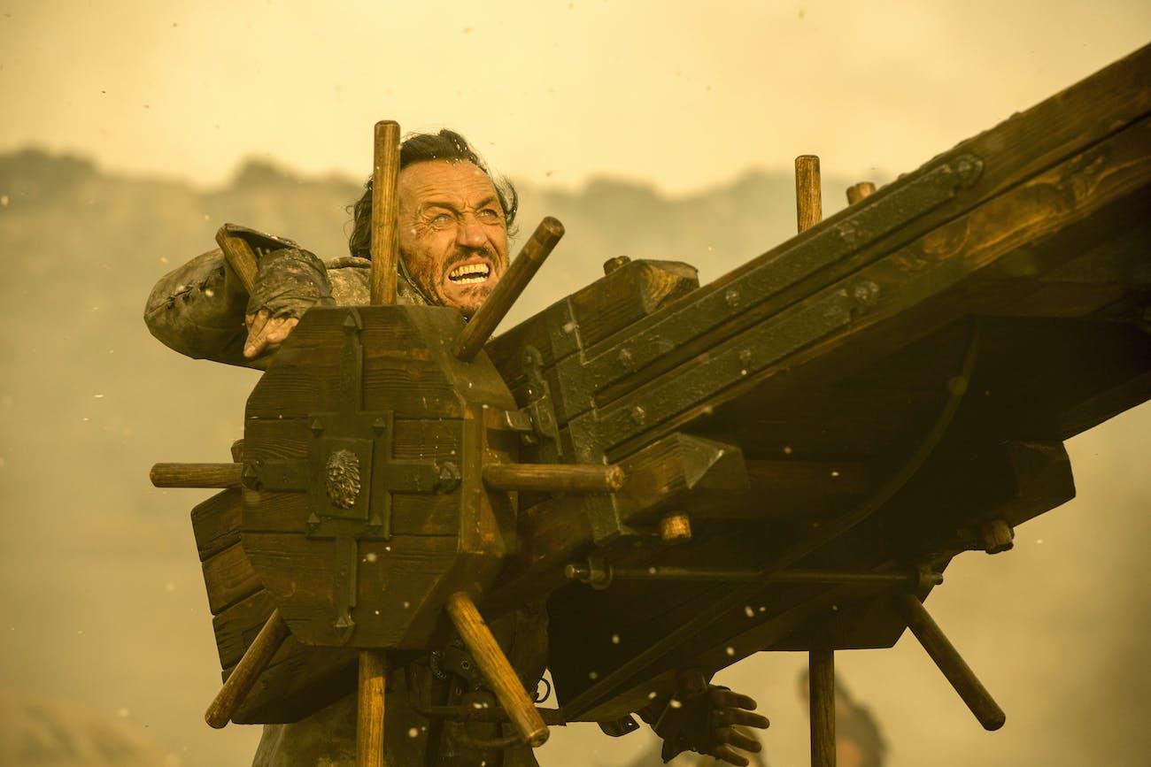 Jereome Flynn as Bronn in 'Game of Thrones' Season 7 episode 4