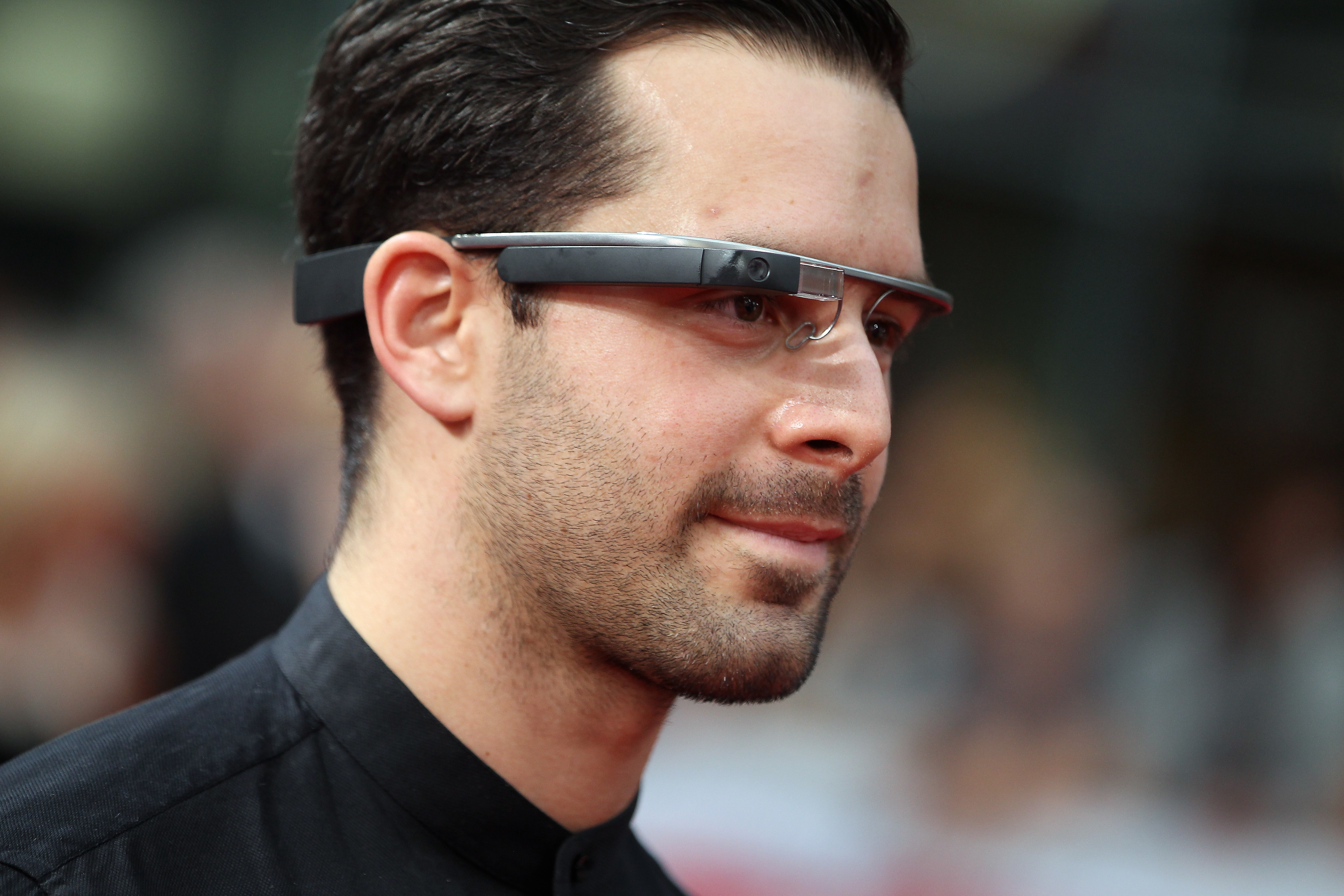 Google Glass was a terrible accessory.