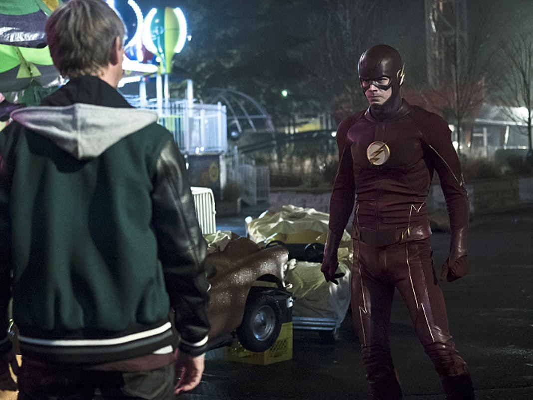 'The Flash' Kills Killer Frost in 'Back to Normal'
