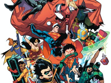 DC's Holiday Special Is 96 Pages Of Jingly, Cheery Chaos