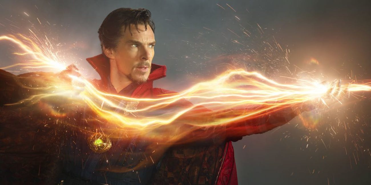 Doctor Strange is dominating the box office on its opening weekend.