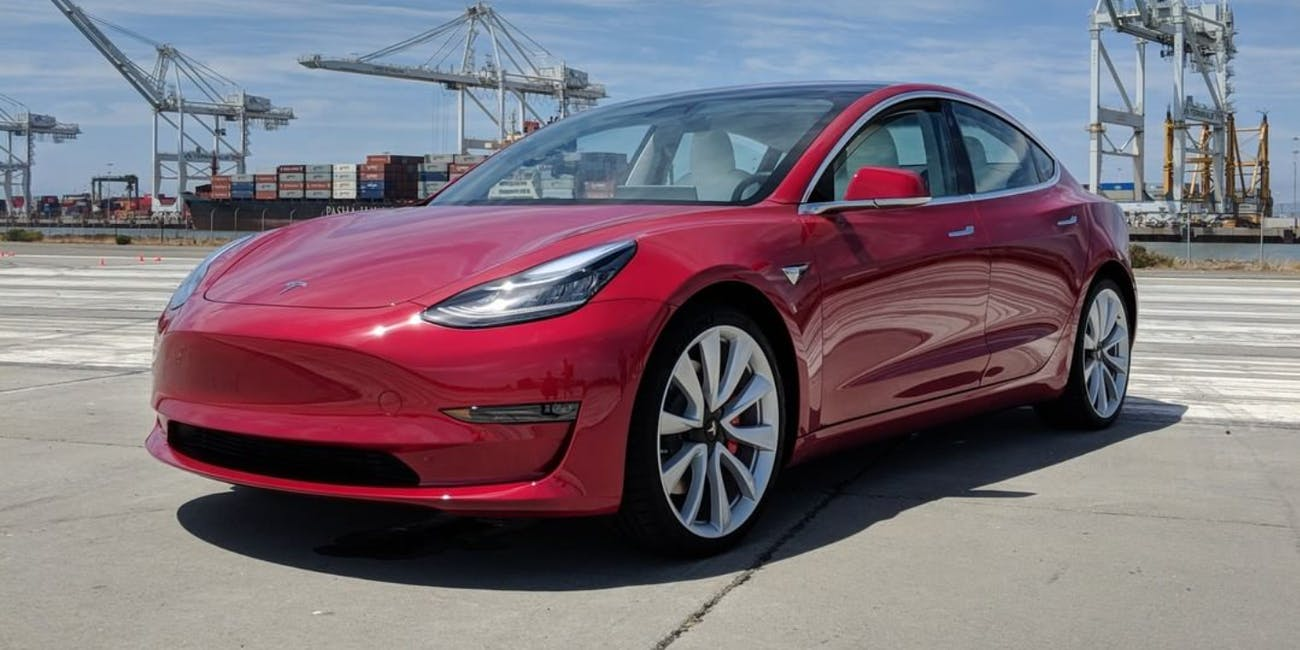 Elon Musk Images Show How Tesla Model 3 Gears Look After A Million Miles