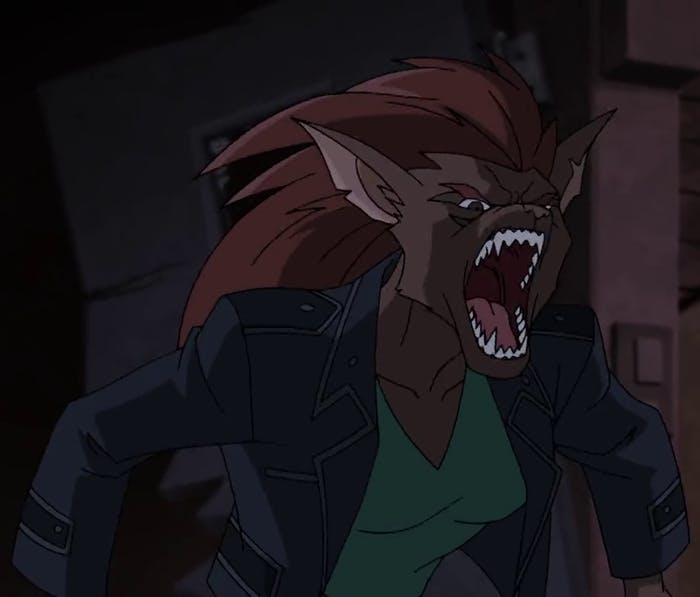 Hudson Langrock's powers in 'Wolverine: The Long Night' are almost identical to Rahne Sinclair, aka Wolfsbane.