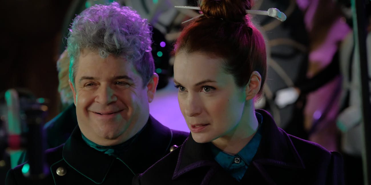 Mystery Science Theater 3000 Netflix Felicia Day