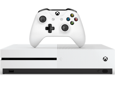 New, Super-Slim Xbox One S Drops August 2