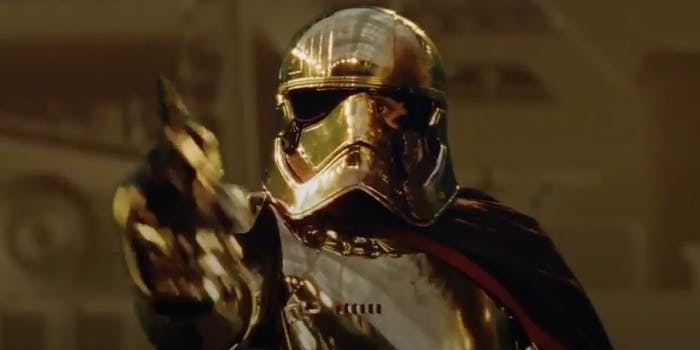 Star Wars Captain Phasma
