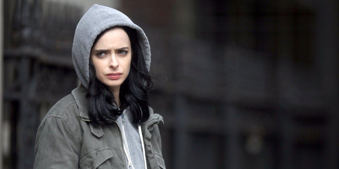 Krysten Ritter Dominates Netflixs Complex Jessica Jones Inverse