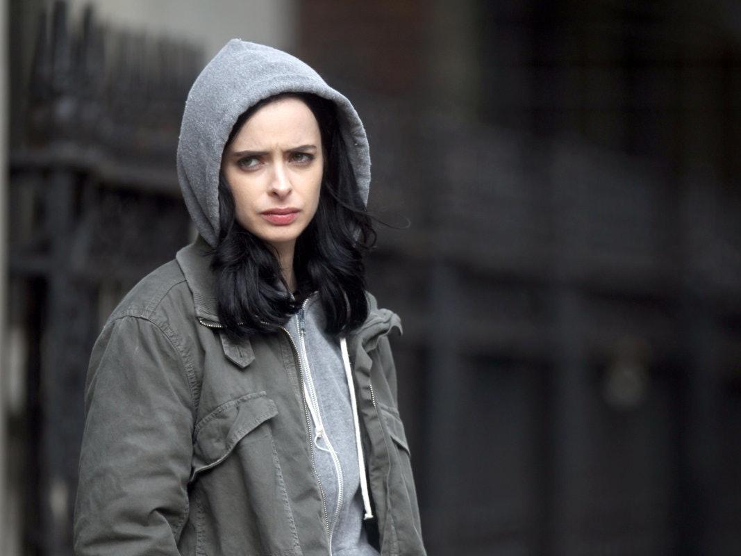 Krysten Ritter Dominates Netflix's Complex 'Jessica Jones'