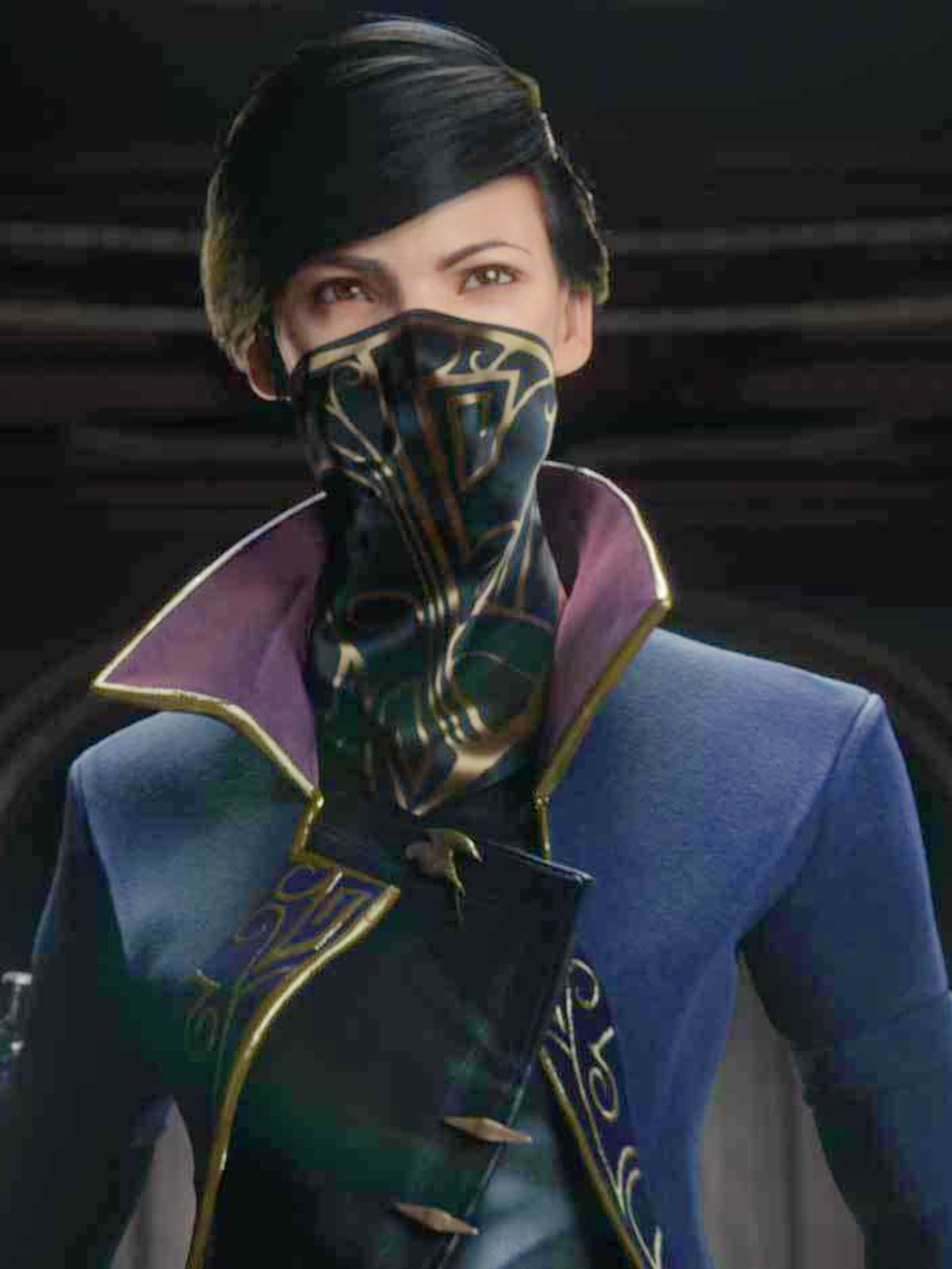 Dishonored 2 voice cast revealed   Shacknews