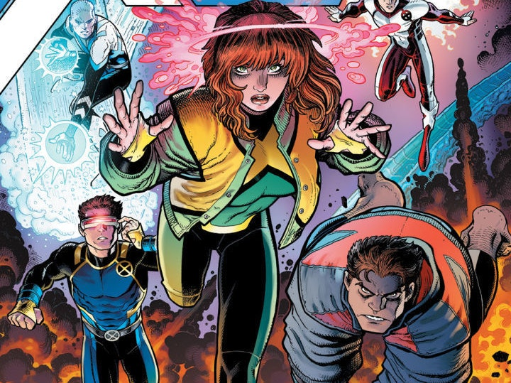 Marvel Reveals the Mutant Lineups on 'X-Men' Gold and Blue