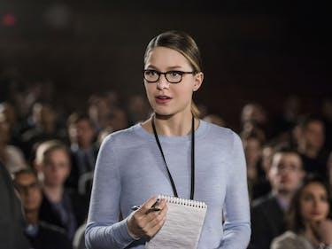 'Supergirl' Gets Her Job Back