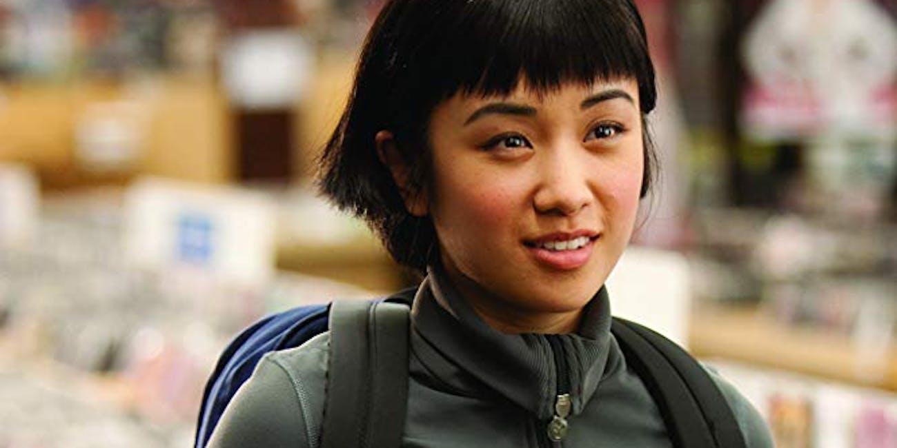 Scott Pilgrim Ellen Wong Knives Chau