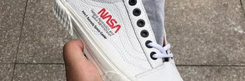 Vans and NASA collaboration