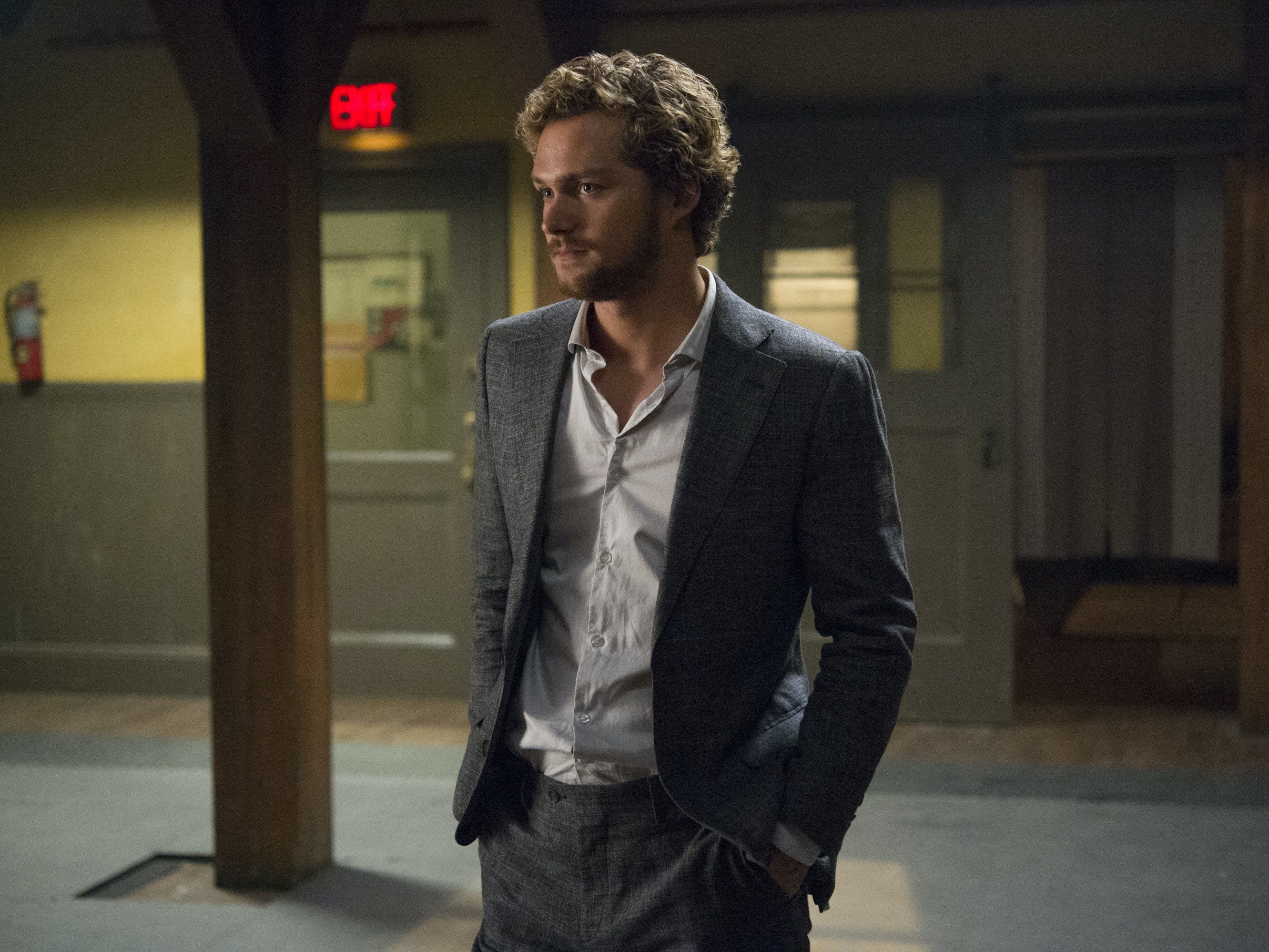 The Whitest Thing About 'Iron Fist' Was Chinatown