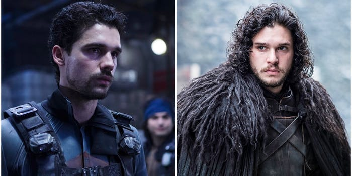 The Expanse and Game of Thrones