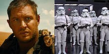Mad Max Is Tight-Lipped About Being a Stormtrooper in 'Star Wars'