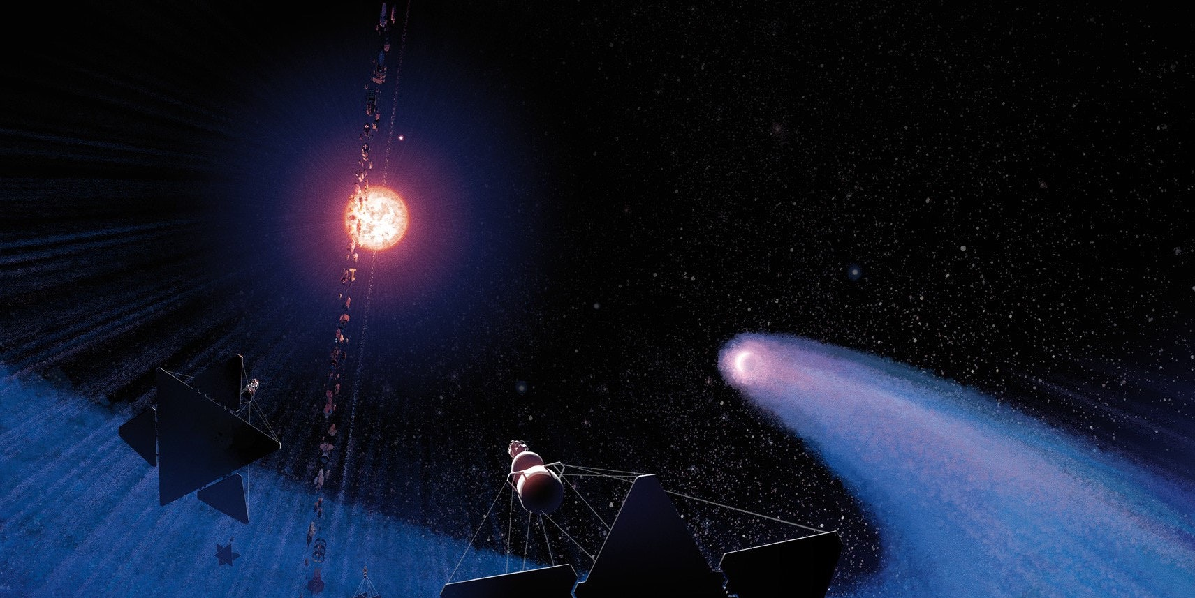"""This """"Evaporating Exoplanet"""" Just Got Even More Mysterious"""