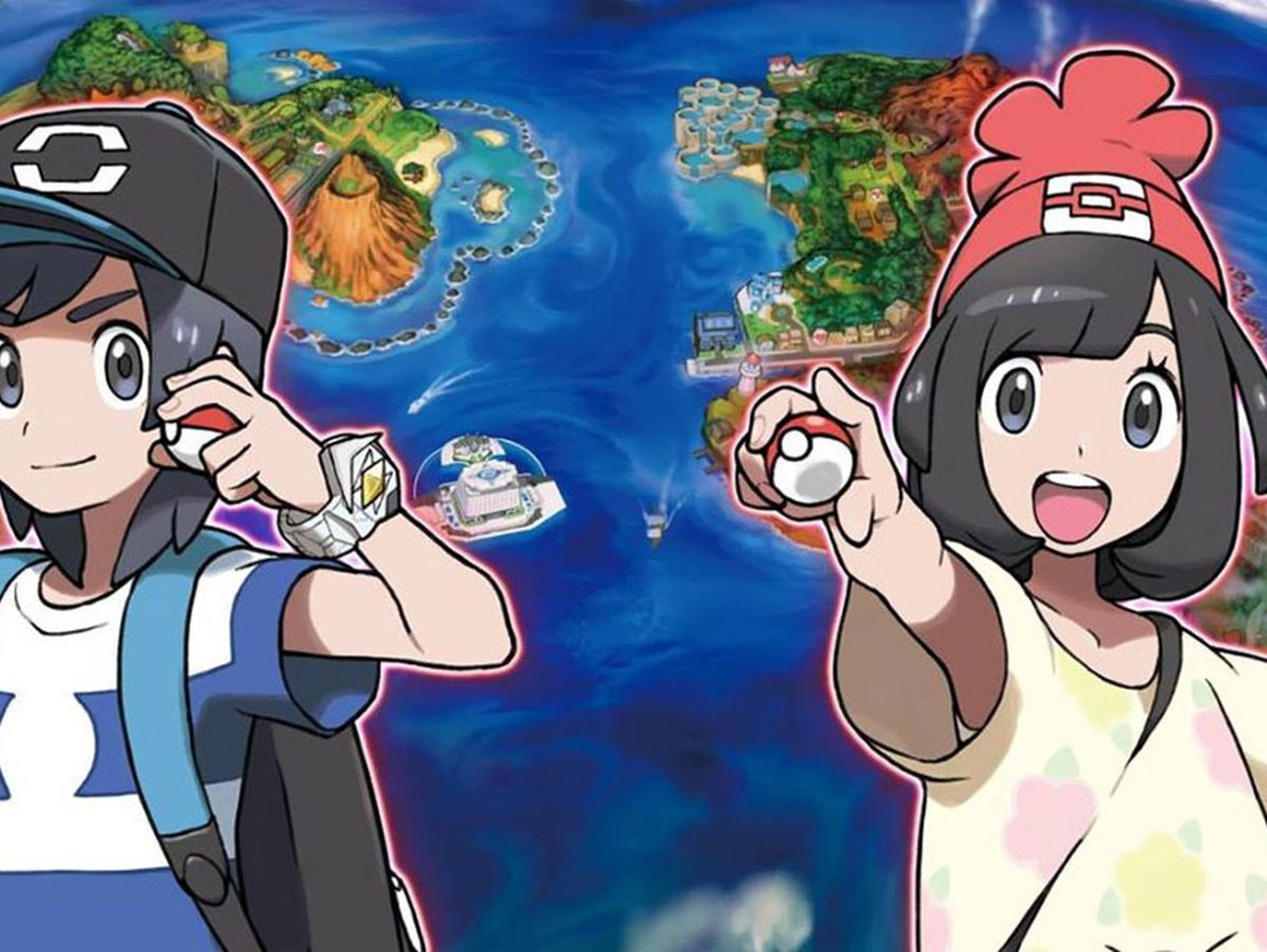 How to Beat the Elite Four in 'Pokémon Sun' and 'Moon' | Inverse