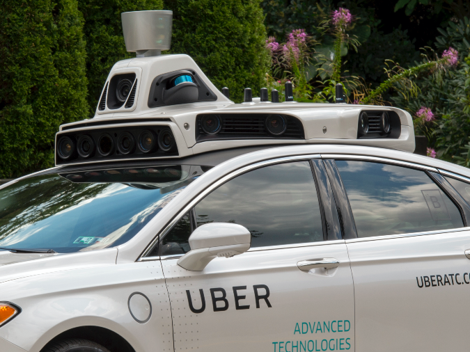 Self-Driving Ubers Are Now on Pittsburgh Streets