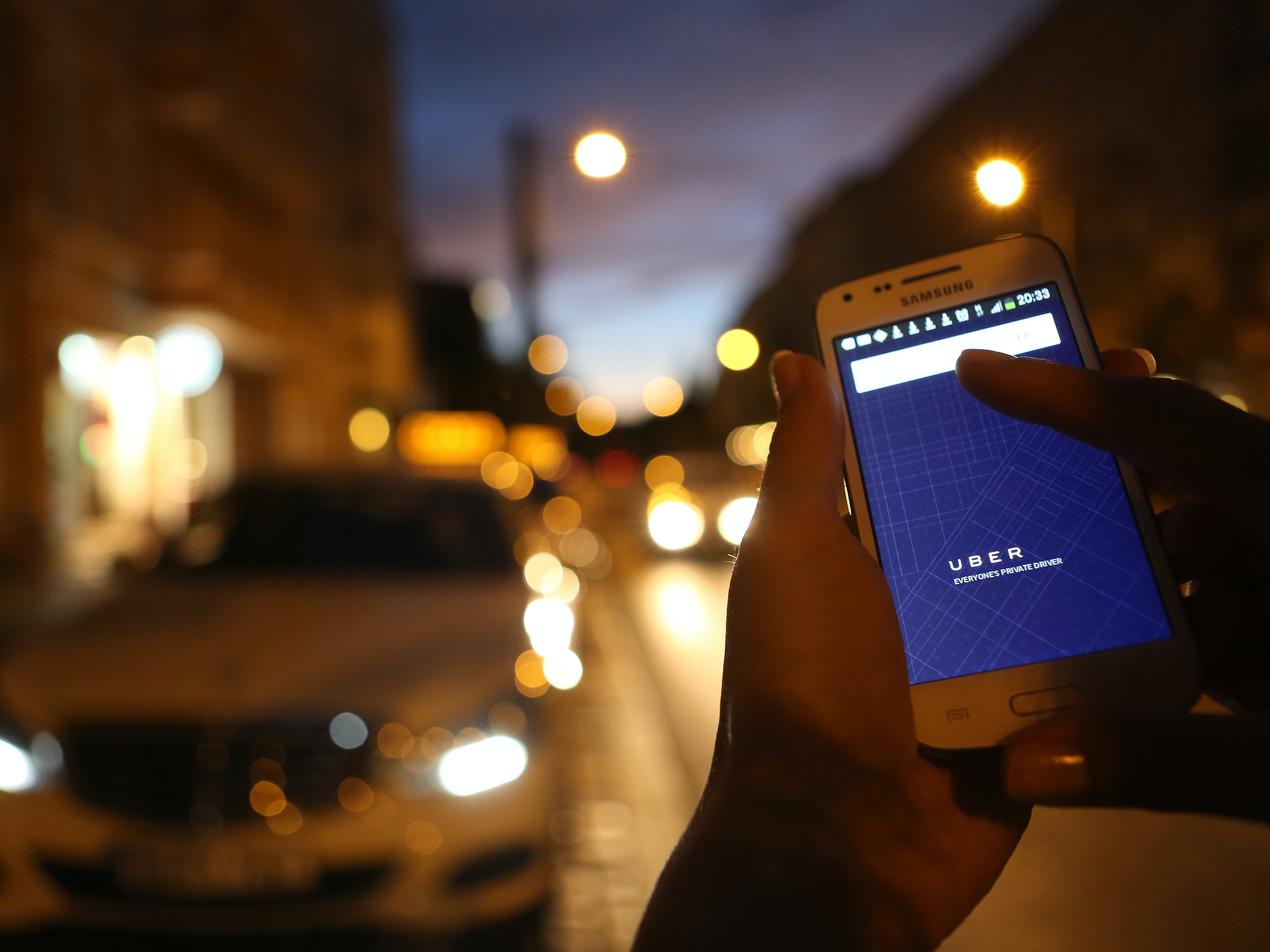 Uber Promises to Stop Spying on Customers After Government Order