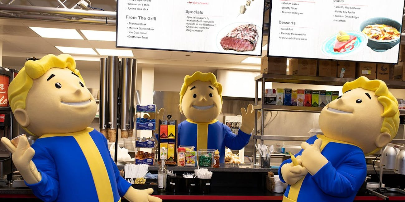 Fallout 76': Bethesda Teases Vault Boy Campaign Before QuakeCon