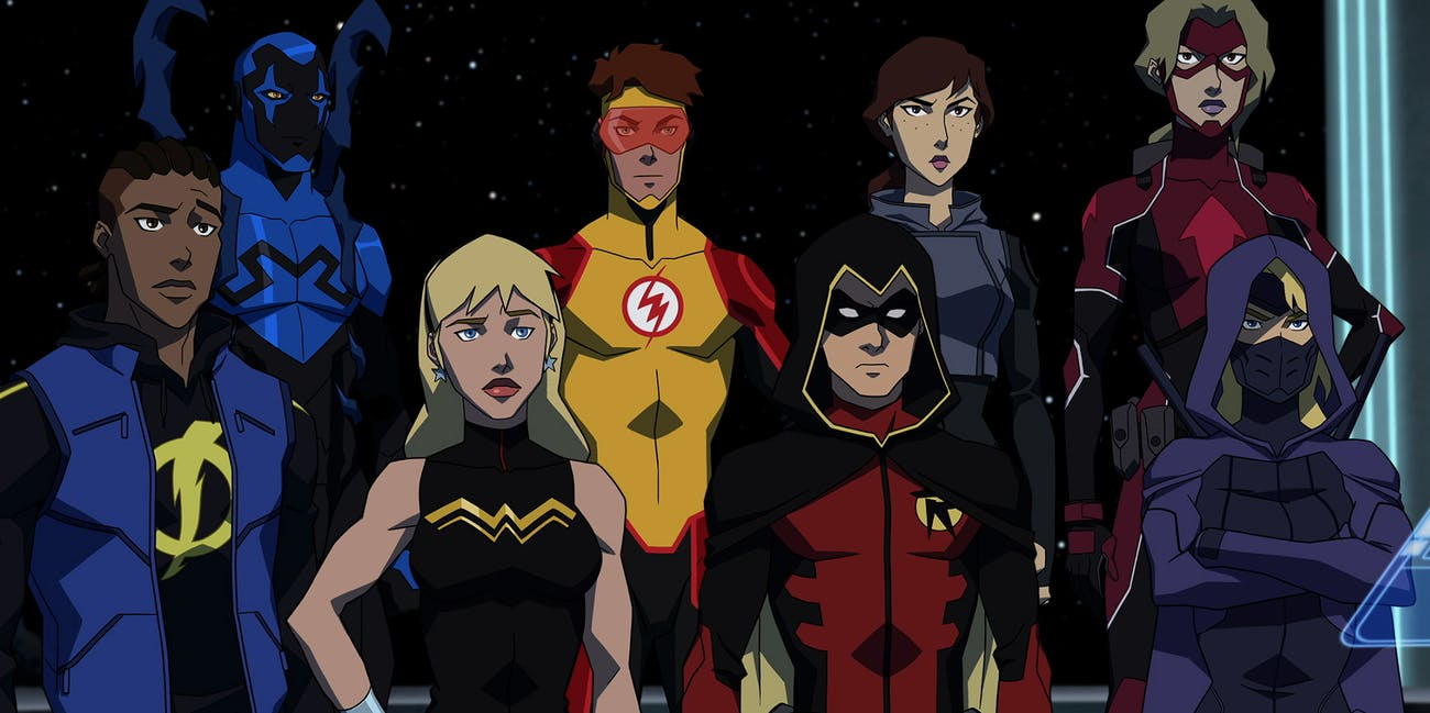 'Young Justice: Outsiders' Season 3 Release Date Set for ...Young Justice Season 3 Characters