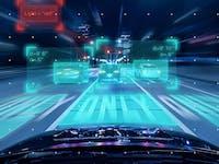 Arm's autonomous driving system.