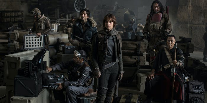'Rogue One: A Star Wars Story'