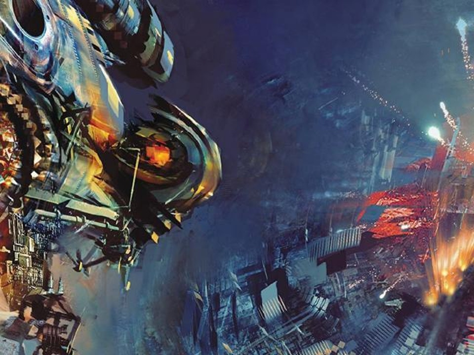 Your Essential Sci-Fi Reading List for December 2016