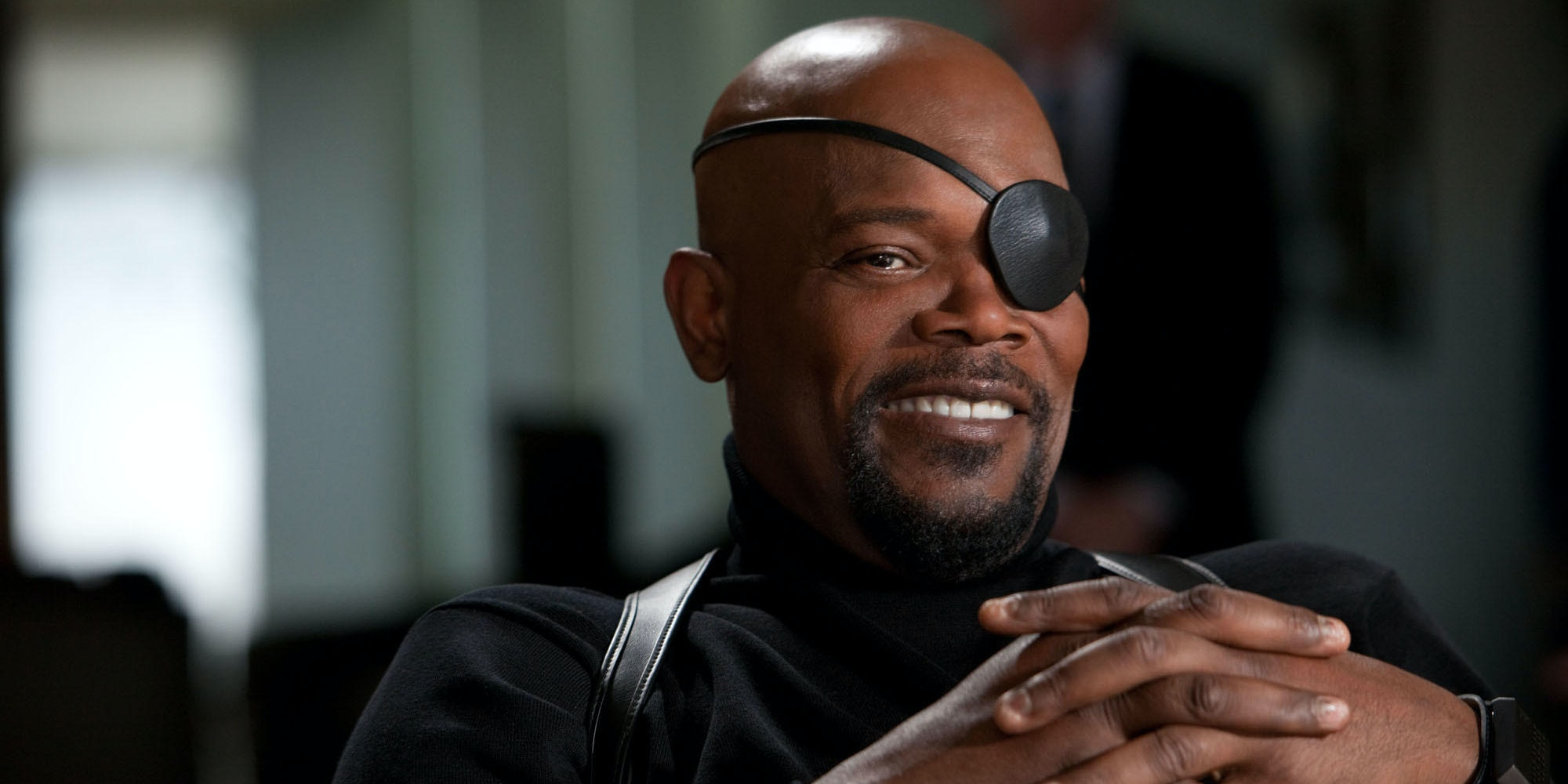 Nick Fury MCU