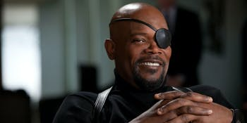 Nick Fury Marvel