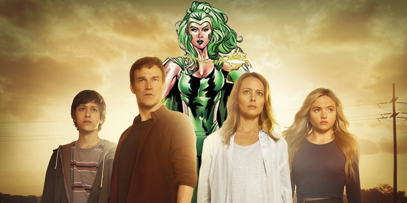 The Gifted X-Men Fox