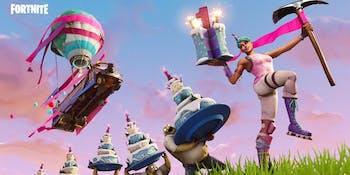 'Fortnite' Birthday