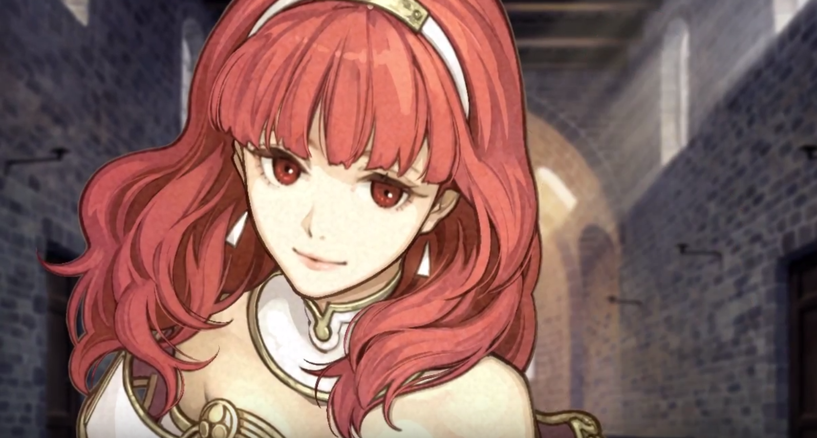Celica, one of the main characters.